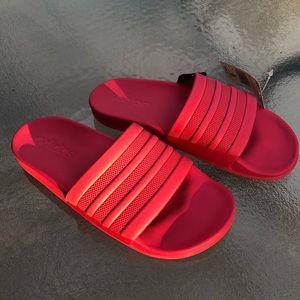 🆕Adidas Adilette Comfort Slides Sandals